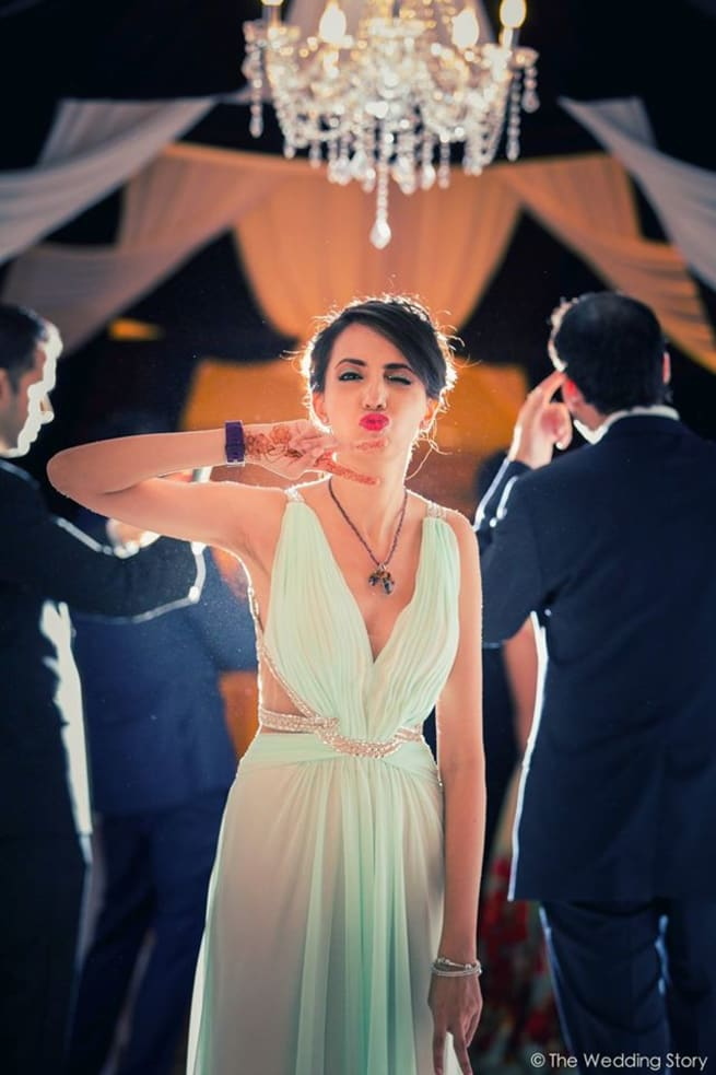 The Bride Karishma!