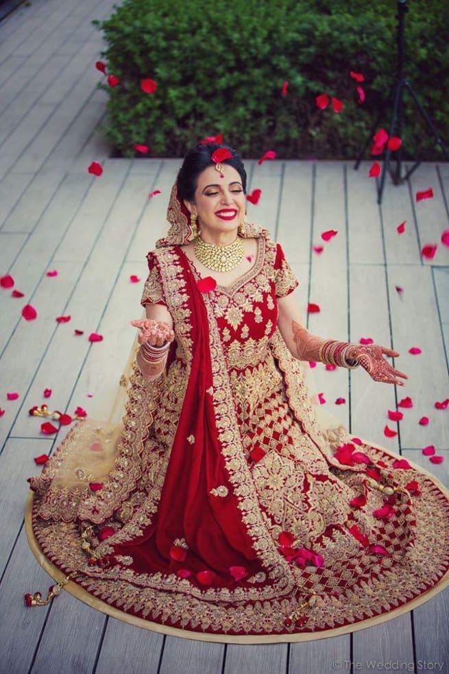 The Stunning Bride!