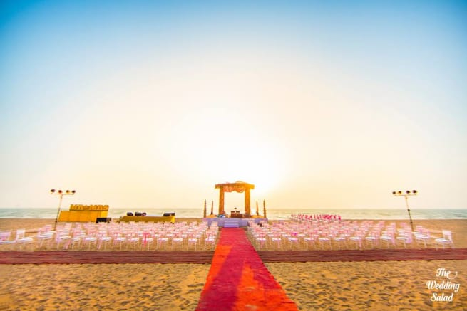 The Grand Destination Wedding!
