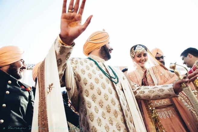 The Punjabi Wedding!