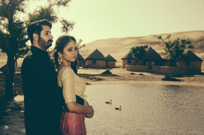 Jaymeet & Deepti!