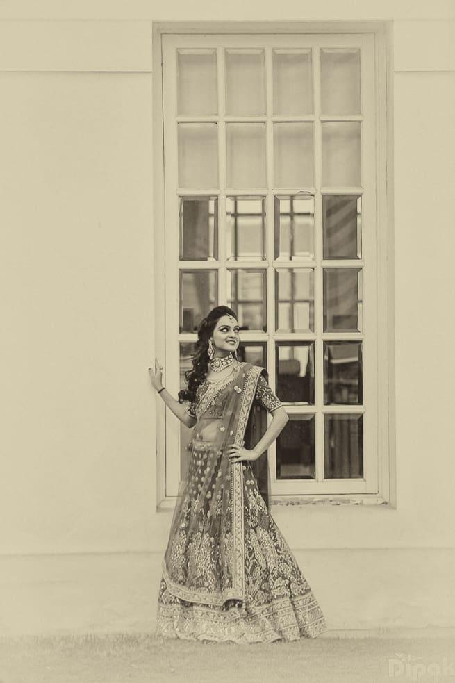 The Classy Bride!
