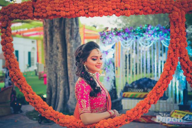 The Bride Kanika!