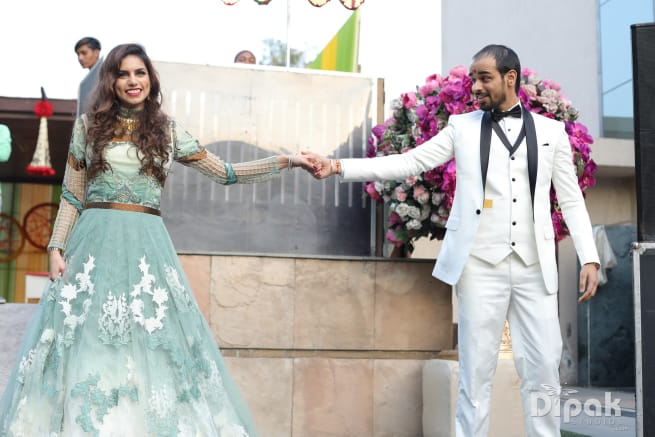 Isha & Tushar!