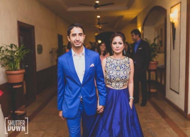 Arjun & Charasmita!