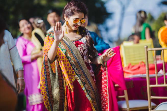 The Bride Neha!