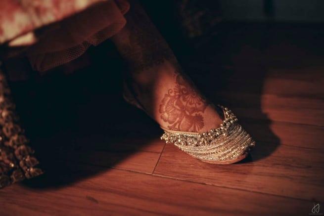 The Bridal Wear!