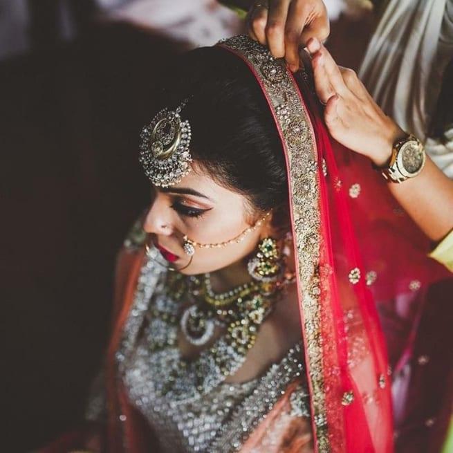 The Bridal Jewellery!