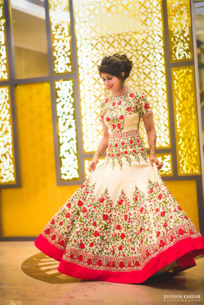 The Bride Ankita!