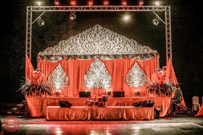 Beautiful Stage Decoration