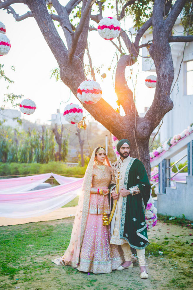 The Sikh Couple!