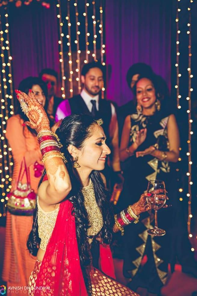 Pre Wedding Candid Clicks