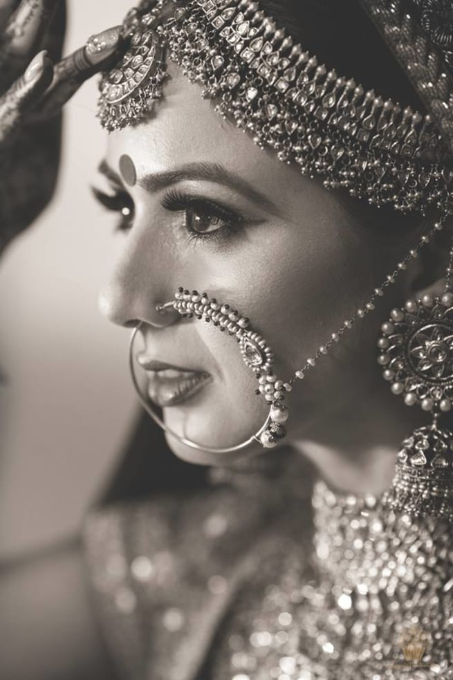 The Bridal Jewellery!