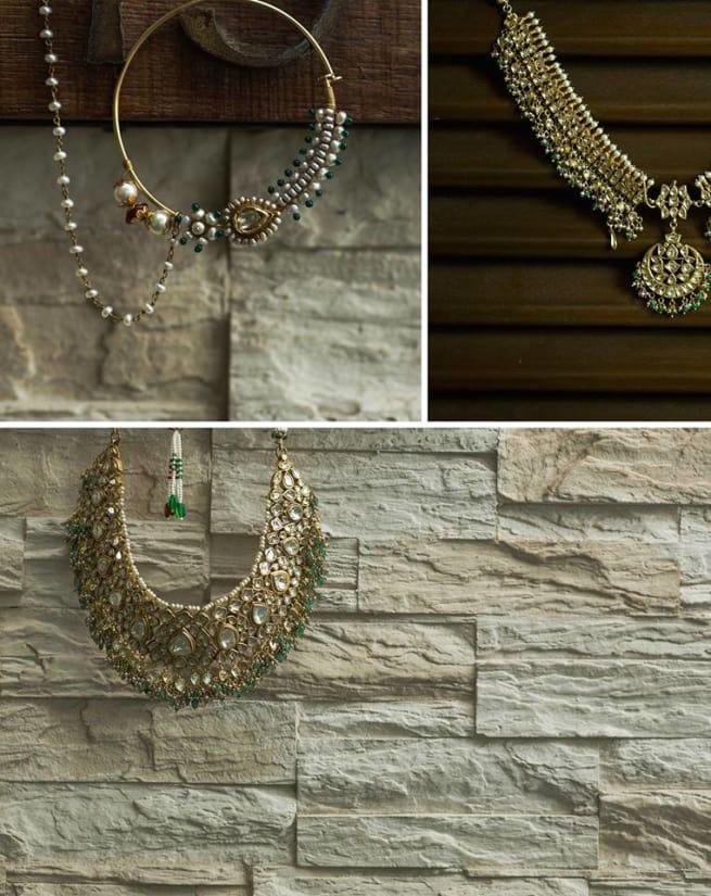 The Mesmerizing Jewellery!