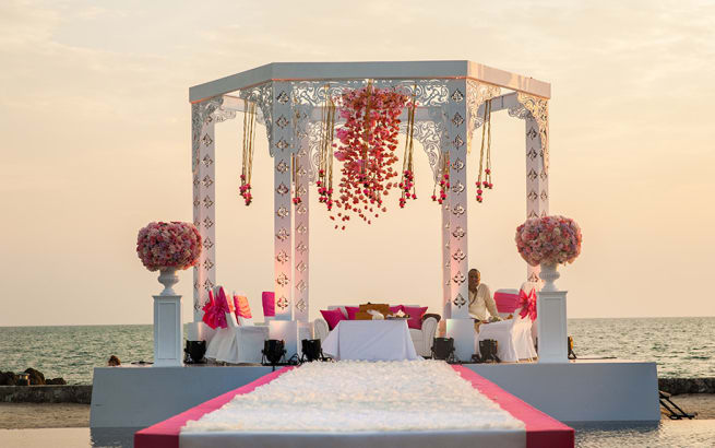 The Wedding Decor!