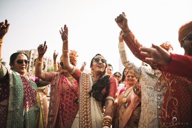 The Grand Wedding!