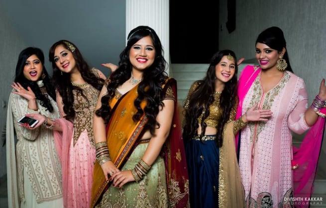 The Bride Gang!
