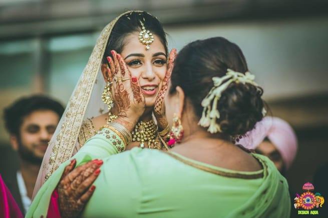 The Bride Kiah!