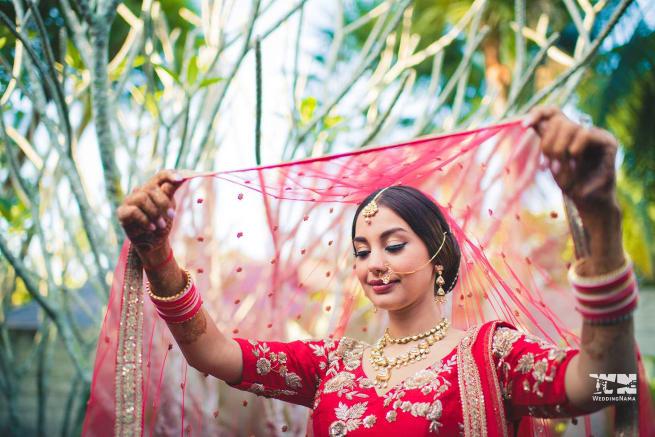 The Bride Nishaa!