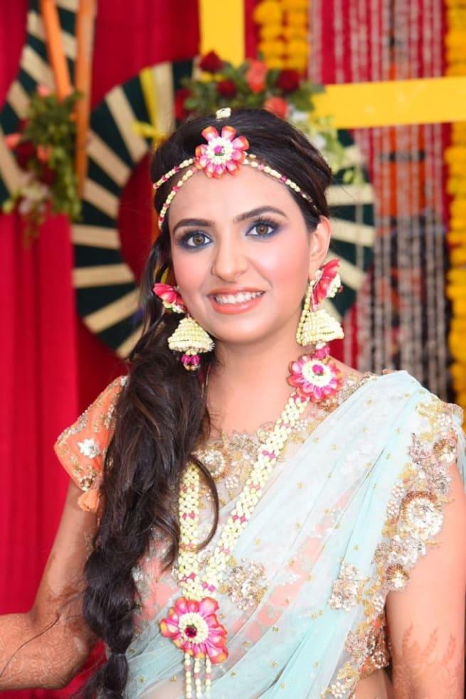 The Bride Priyanjali!