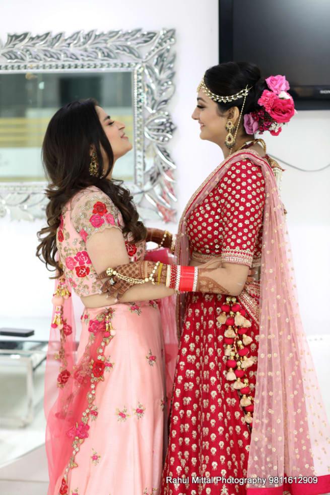 Bride Sister