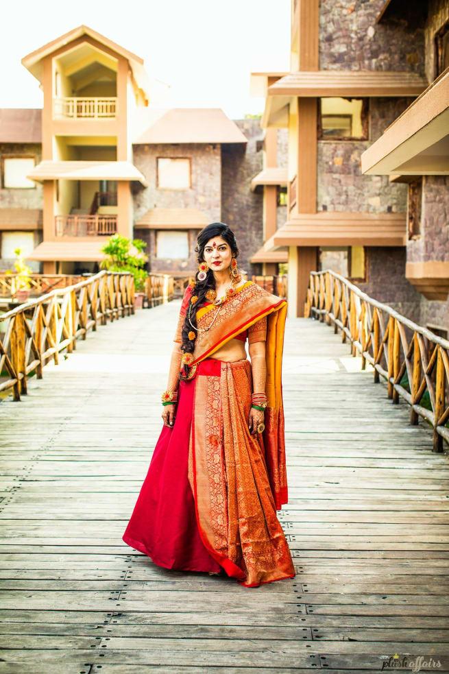 Bride Mehendi Accessory