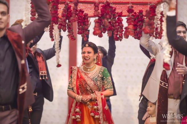 Bridal Entery
