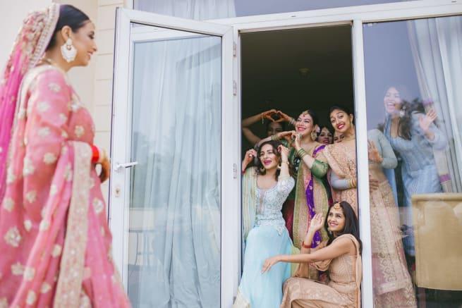 Bridesmaid Shots