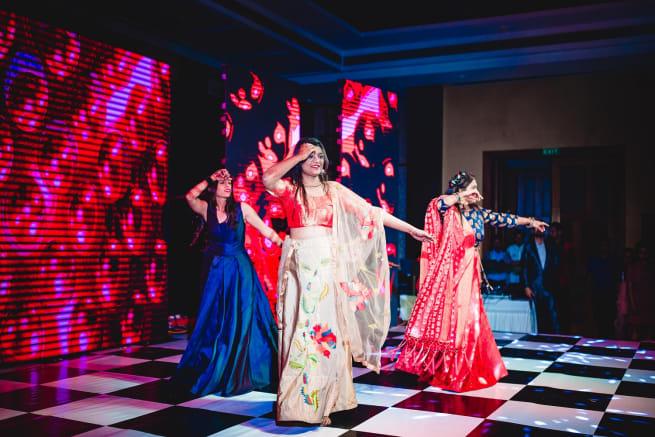Sangeet Function