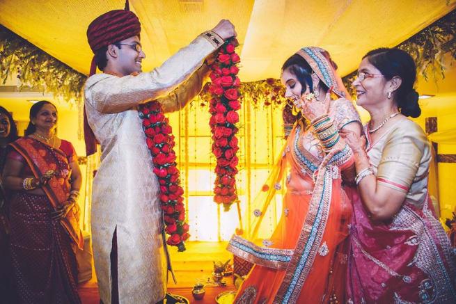 Wedding Varmala Ceremony