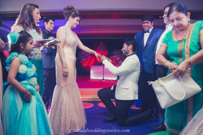 Wedding Ritual Ring Ceremony