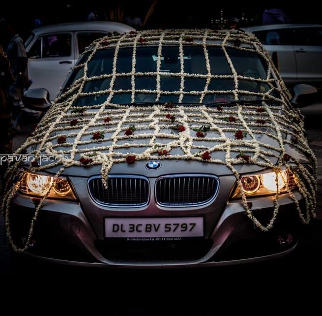 Beautiful Car Decoration