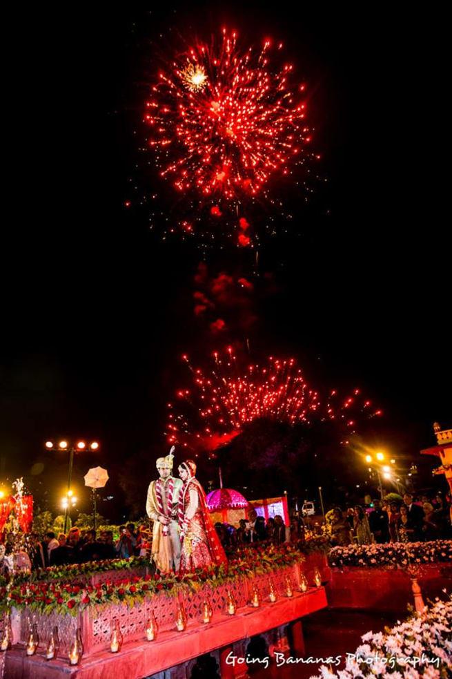 Wedding Ritual Jai Mala