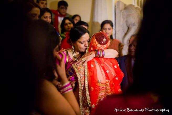Wedding Ritual Bidaai