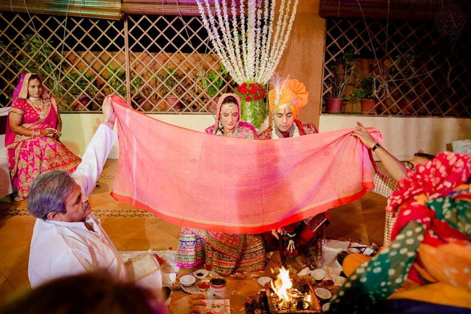 wedding rituals:amour affairs