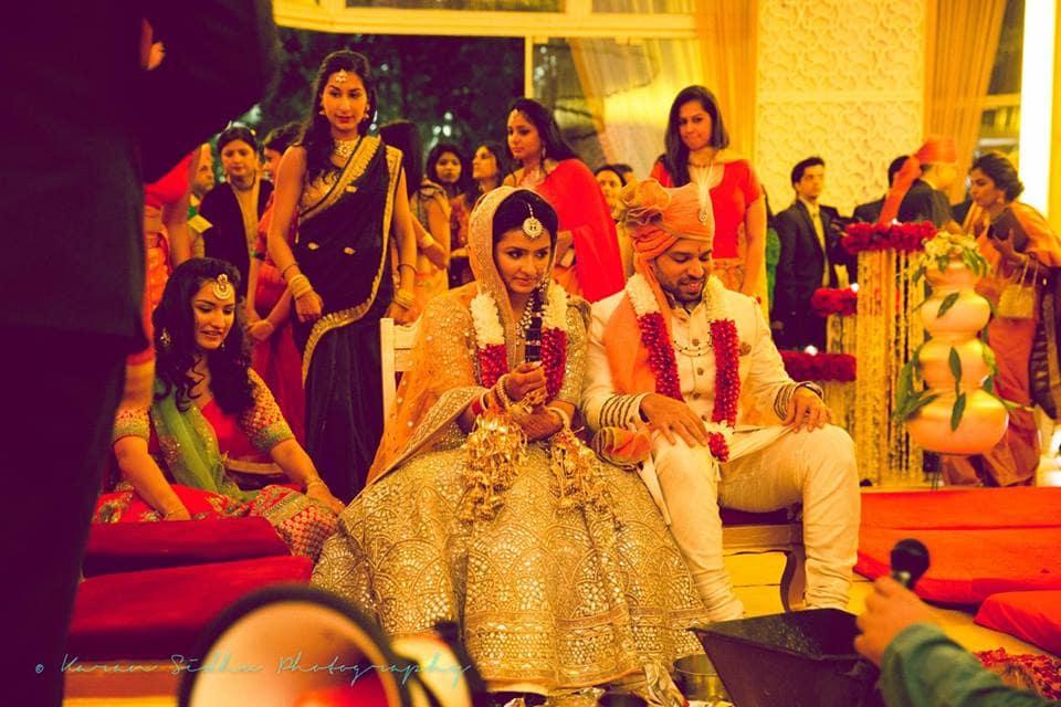 designer wear:karan sidhu photography
