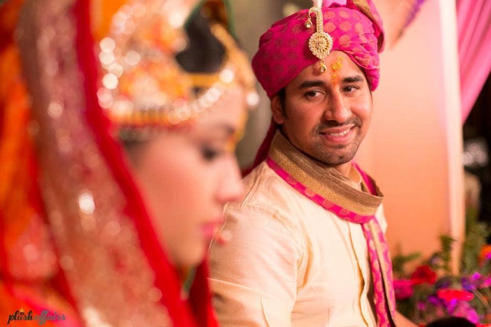 groom wear:plush affairs