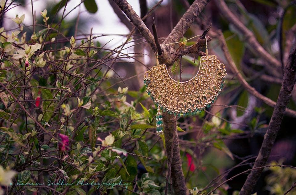 bridal jewellery:karan sidhu photography
