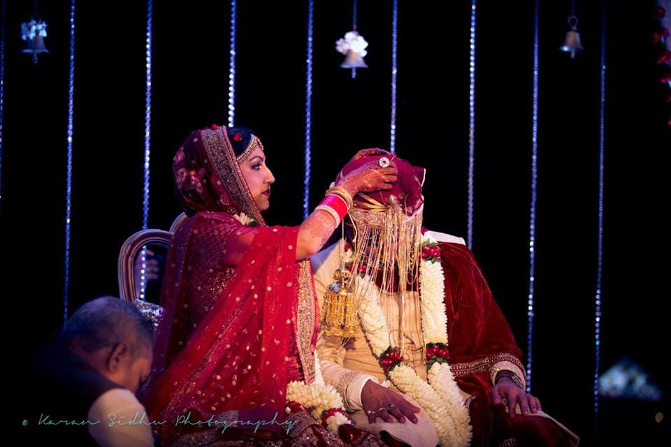 wedding wear:karan sidhu photography