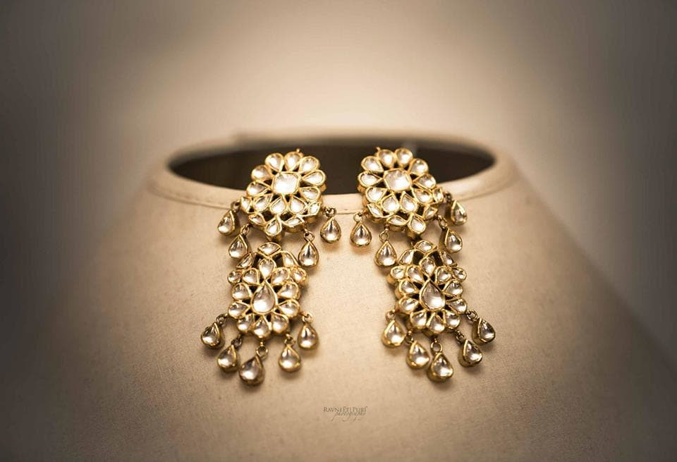 bridal jewellery: