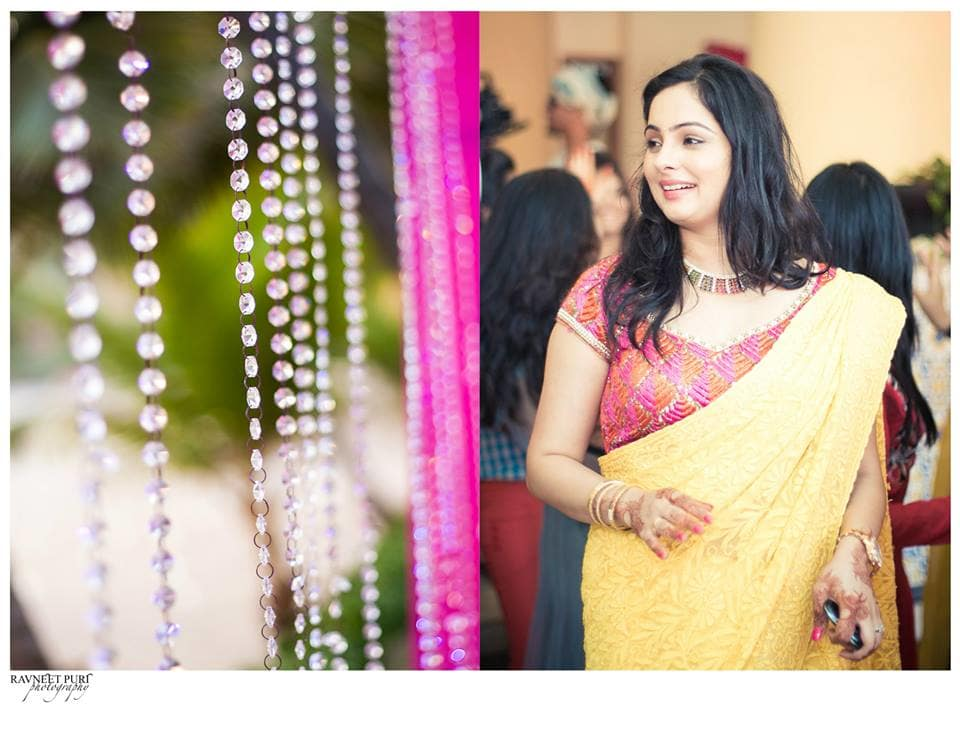bridal wear:ravneet puri photography