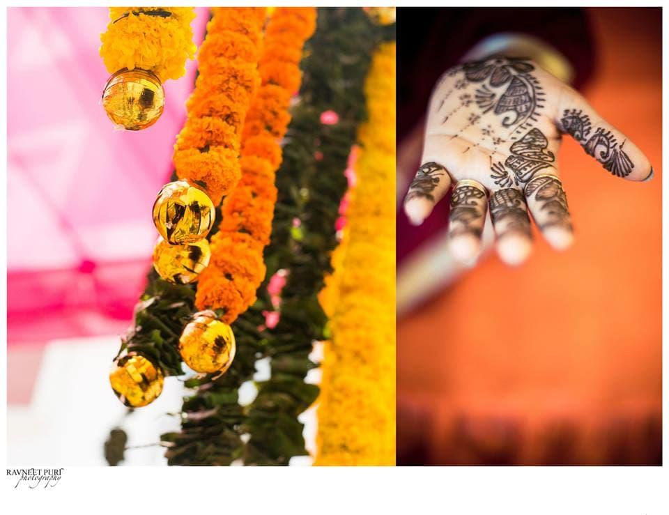bridal mehandi:ravneet puri photography