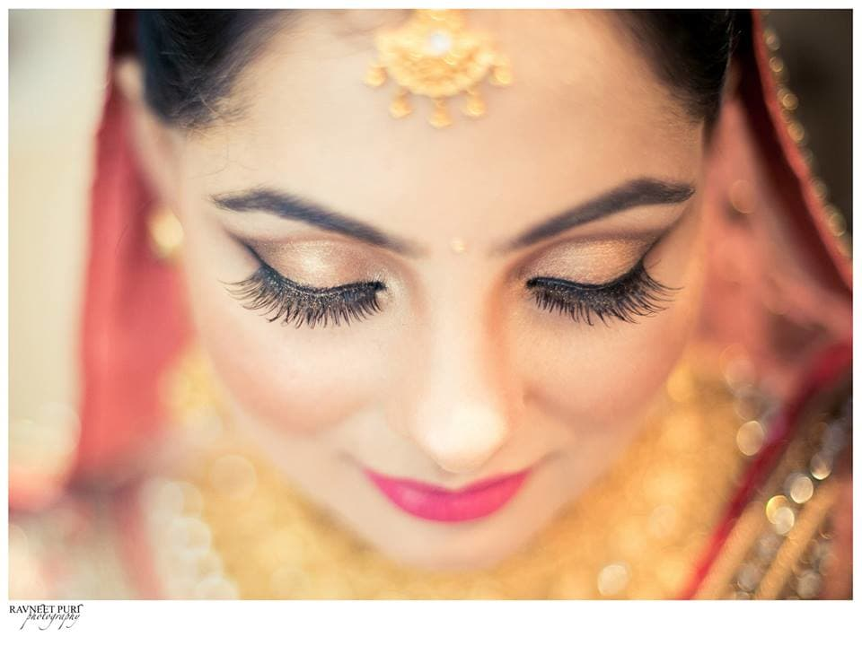 makeup shots:ravneet puri photography