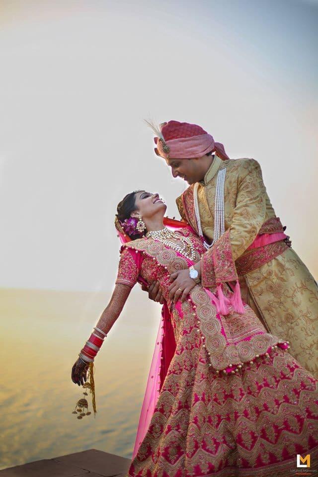 wedding outfit:lakshya manwani photography