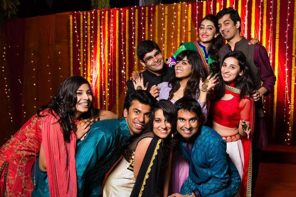 group phptography:mahima bhatia photography
