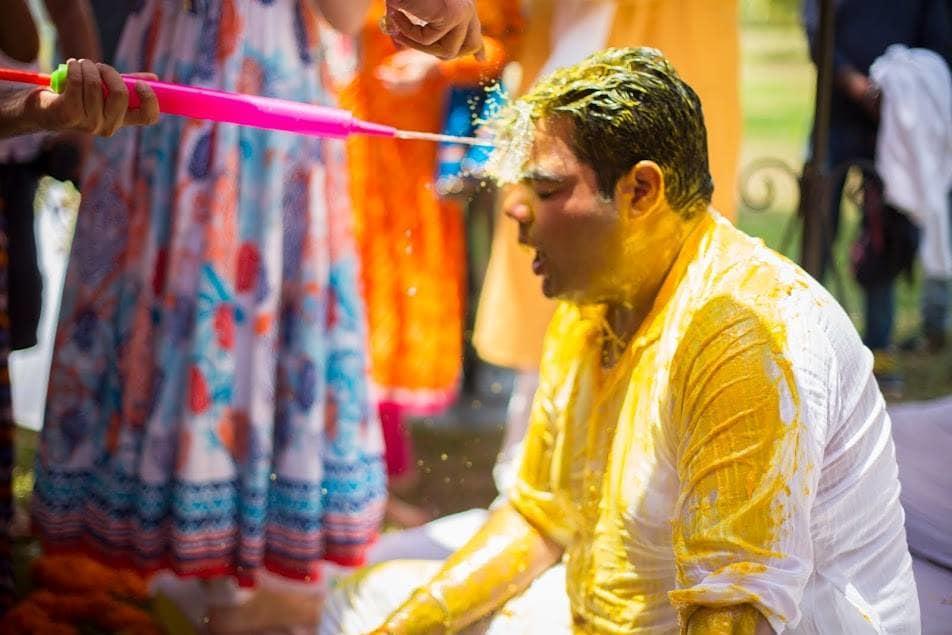 haldi ceremony:purple tree event solutions