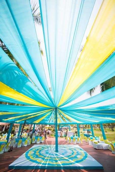 venue decoration:purple tree event solutions