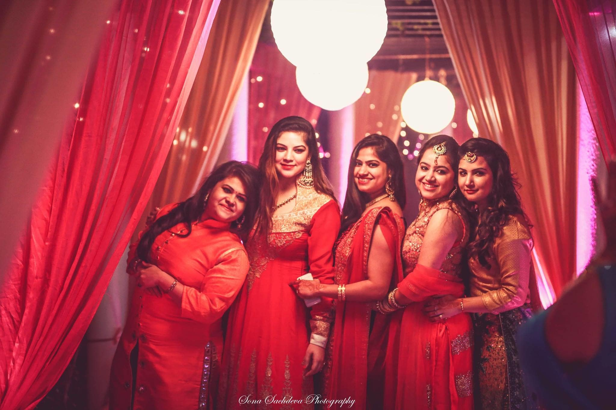 bridemaid shot:sona sachdeva photography