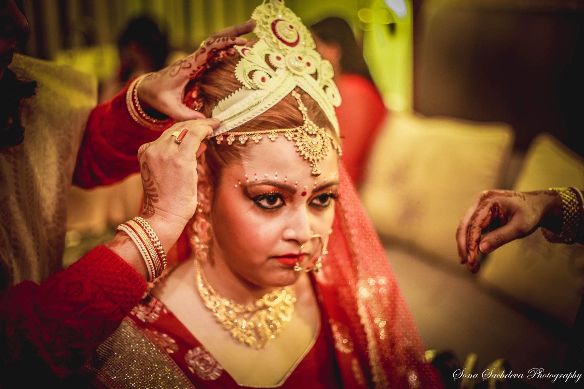 bridal jewellery:sona sachdeva photography