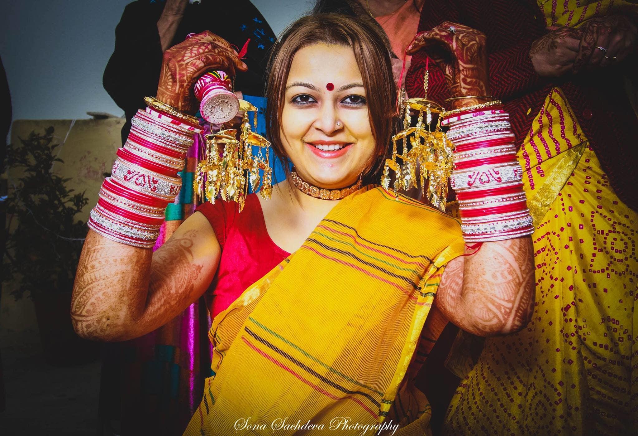 bridal chooda:sona sachdeva photography